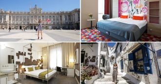 Expedia - flight and hotel deals to Europe