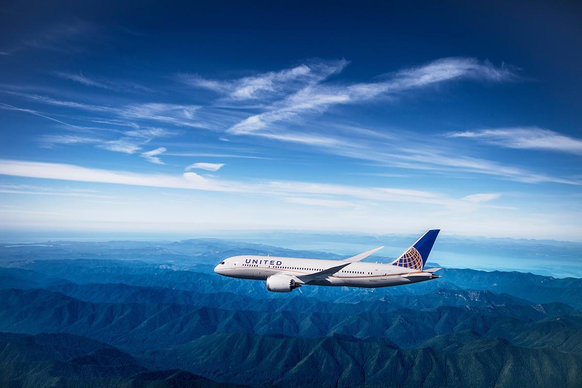 united airlines flight san francisco