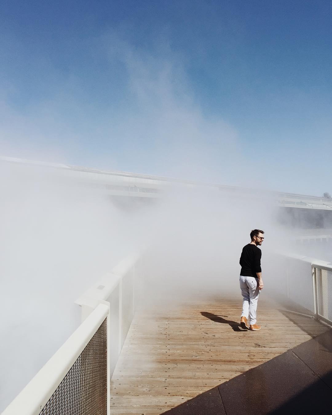 fog bridge fujiko nakaya