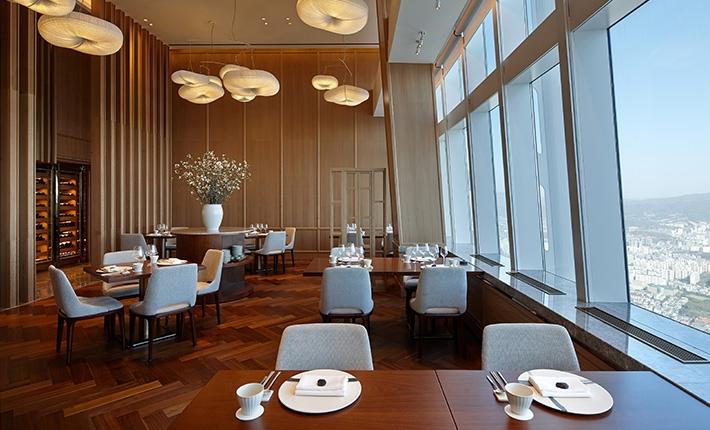 Seoul Restaurants view Korea - bicena lotte