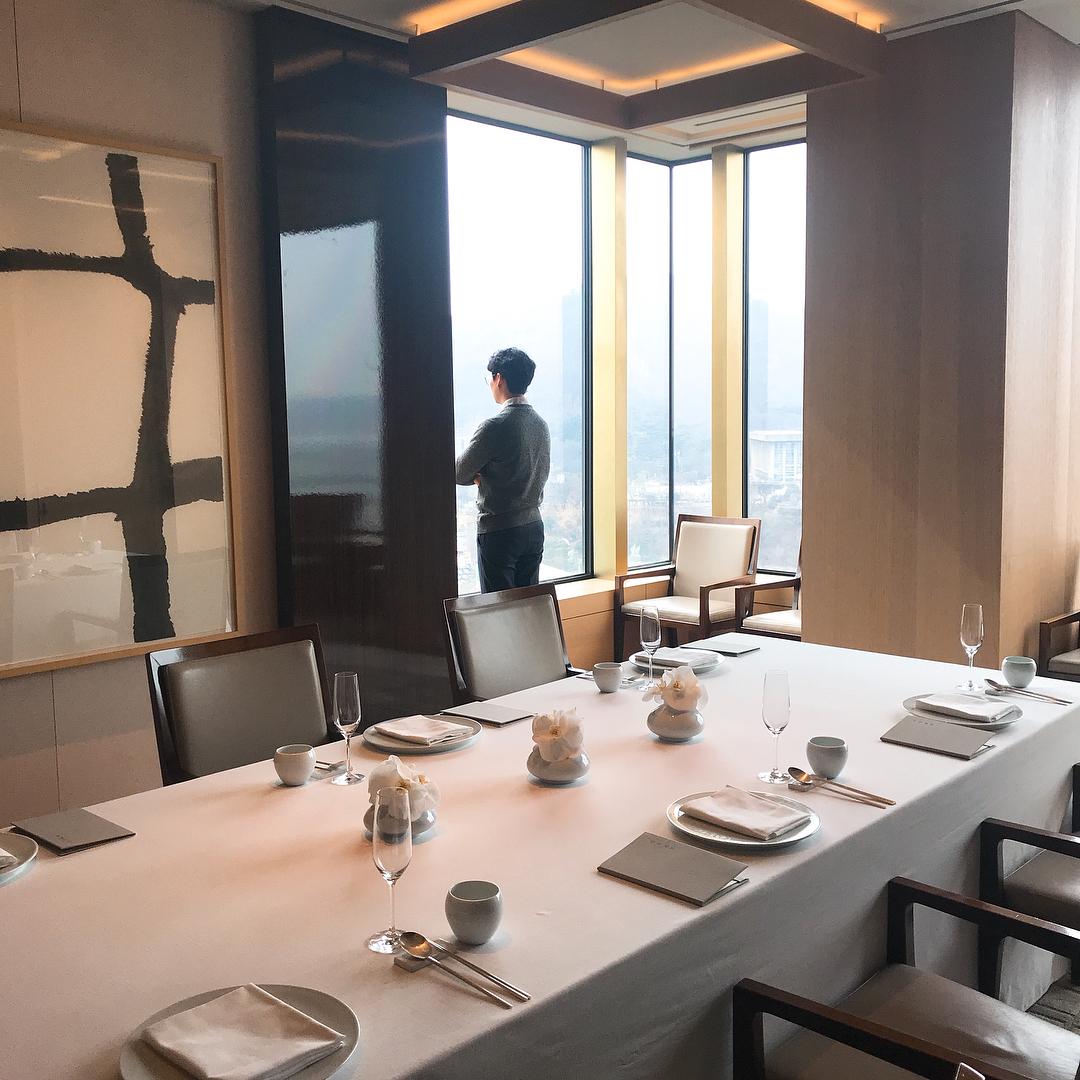 Seoul Restaurants view Korea - la yeon
