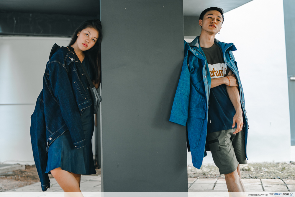 hypebeast ootd tips fashion - denim look outerwear jacket