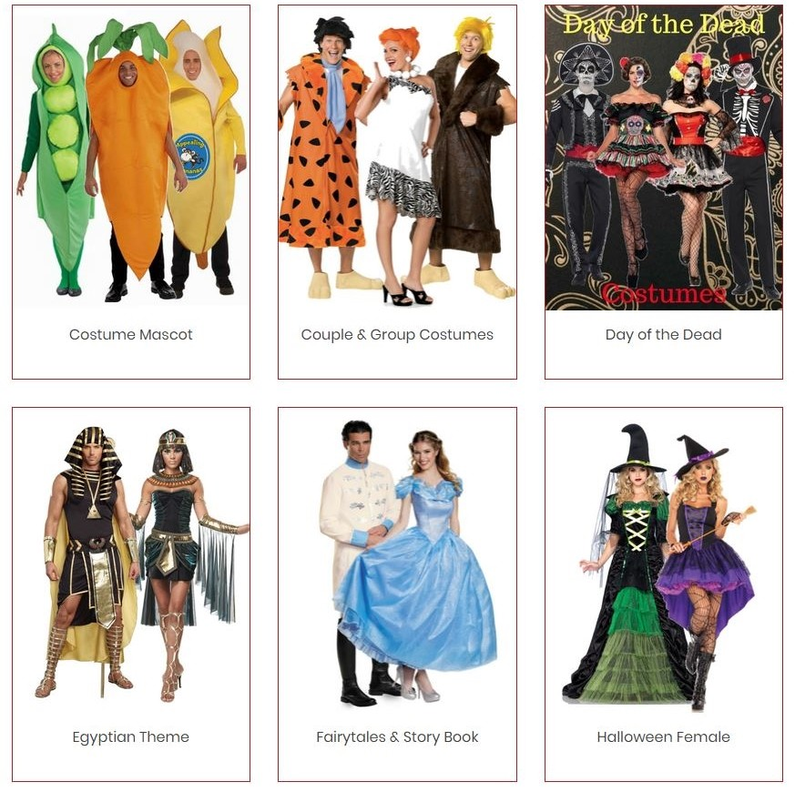 Costumes 'N' Parties Singapore