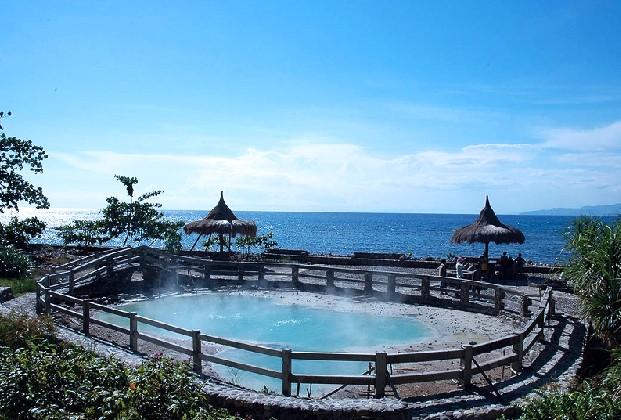 sabung hot spring