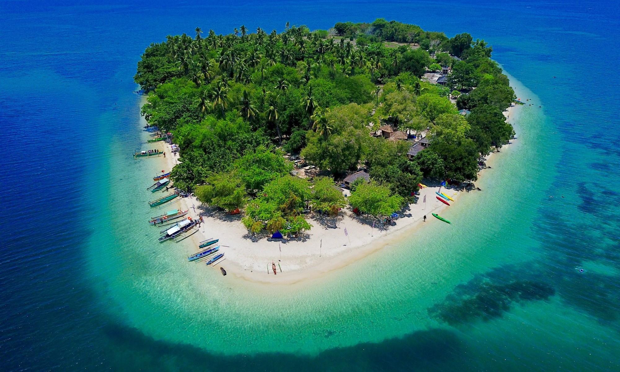 Potipot Island philippines