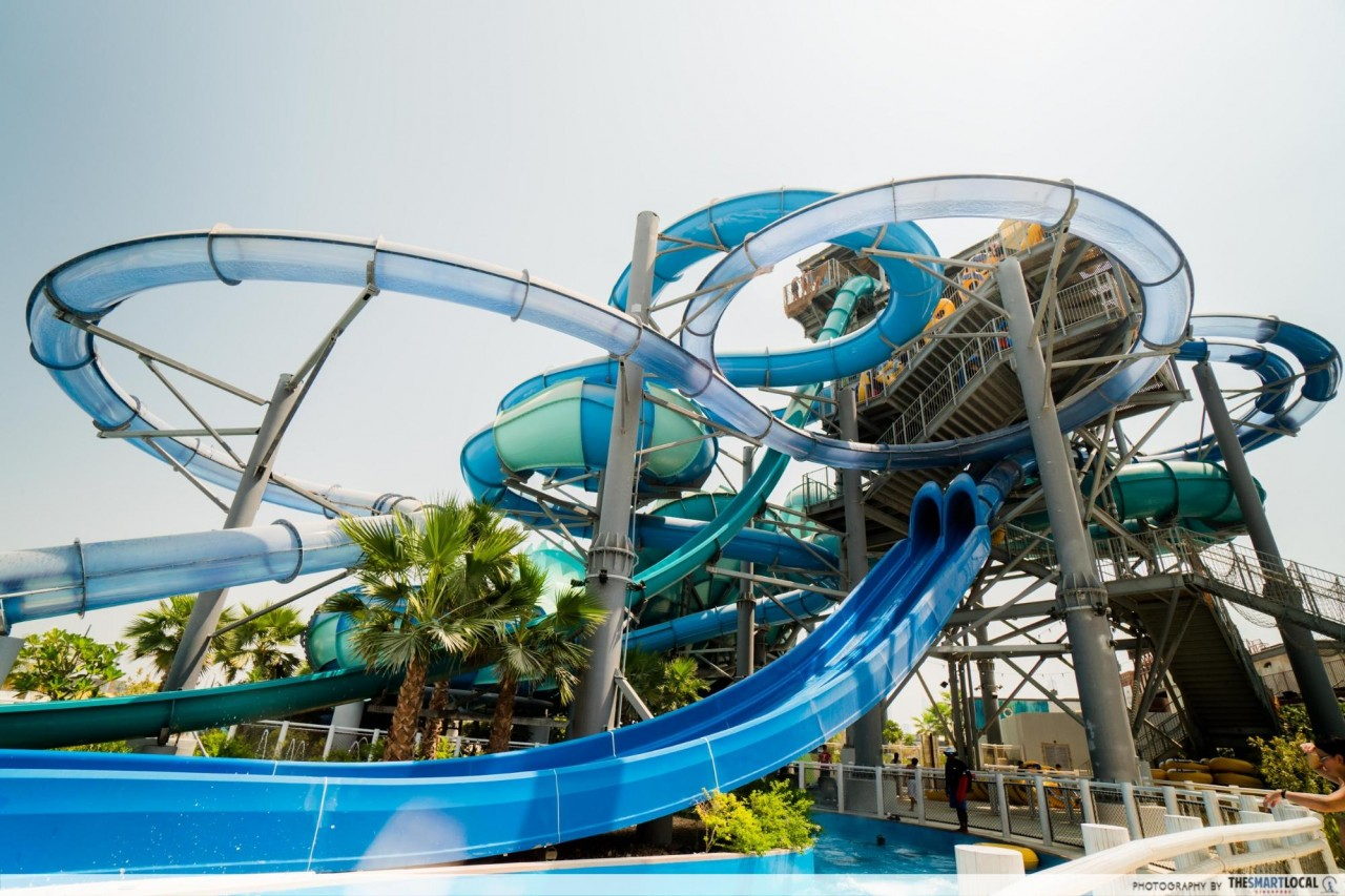 Things to do in Dubai - Laguna Water Park