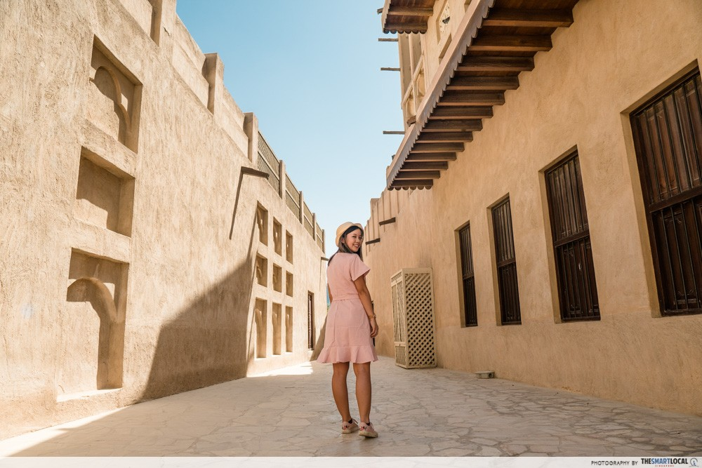 Things to do in Dubai - Al-Fahidi historical neighbourhood