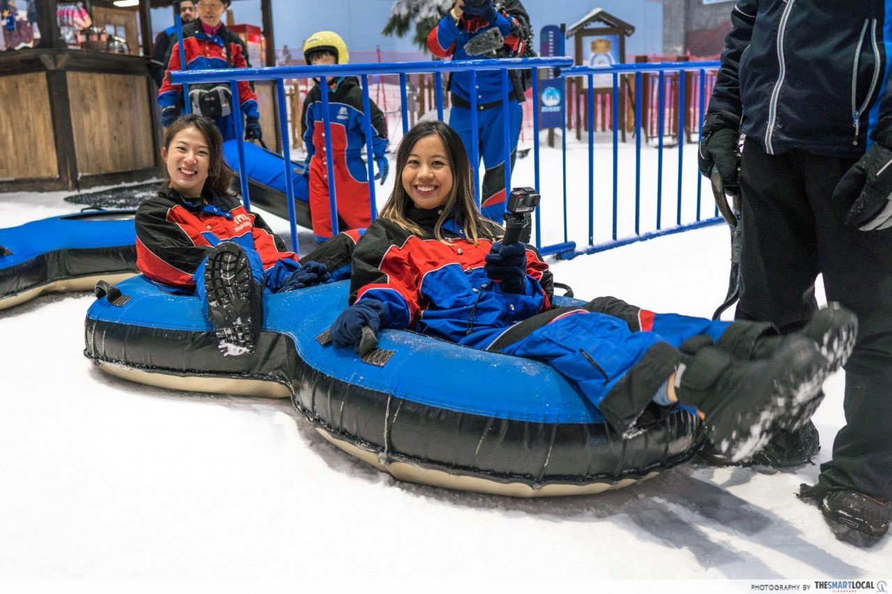 Things to do in Dubai - tubing