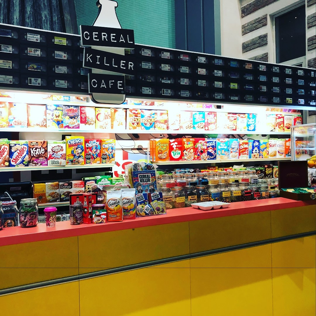 Things to do in Dubai - Cereal Killer Cafe