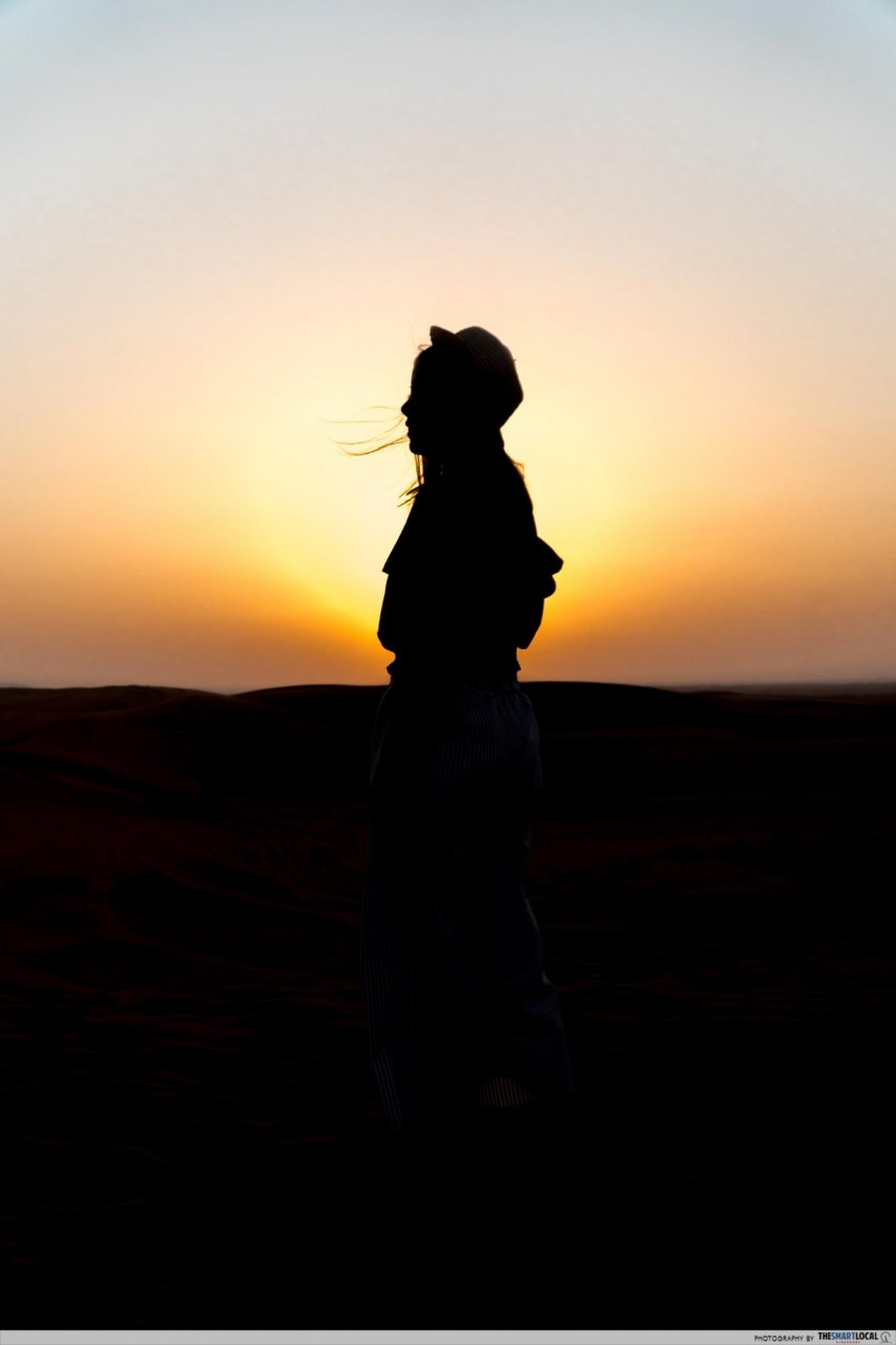 Things to do in Dubai - desert