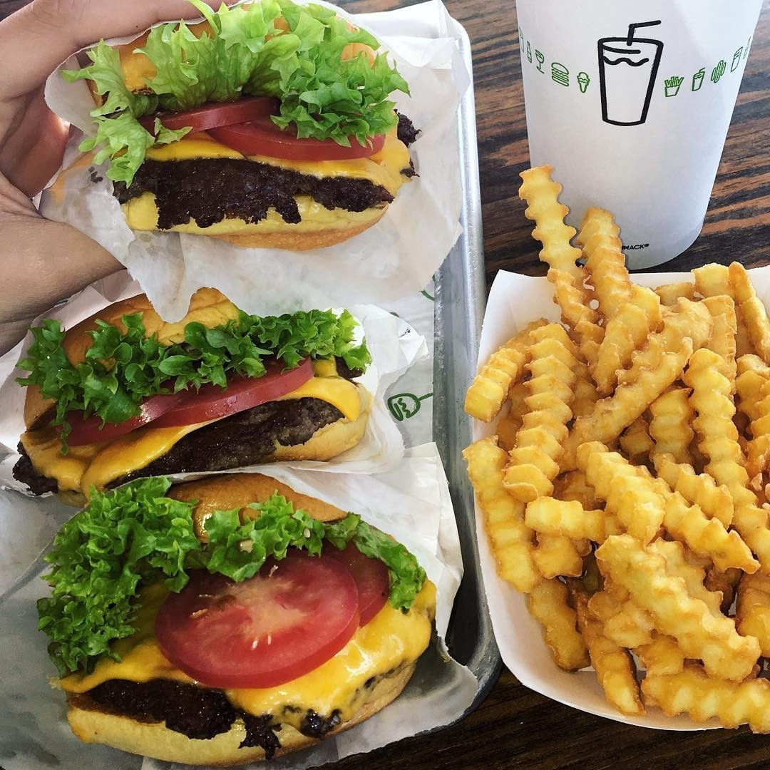 Things to do in Dubai - Shake Shack