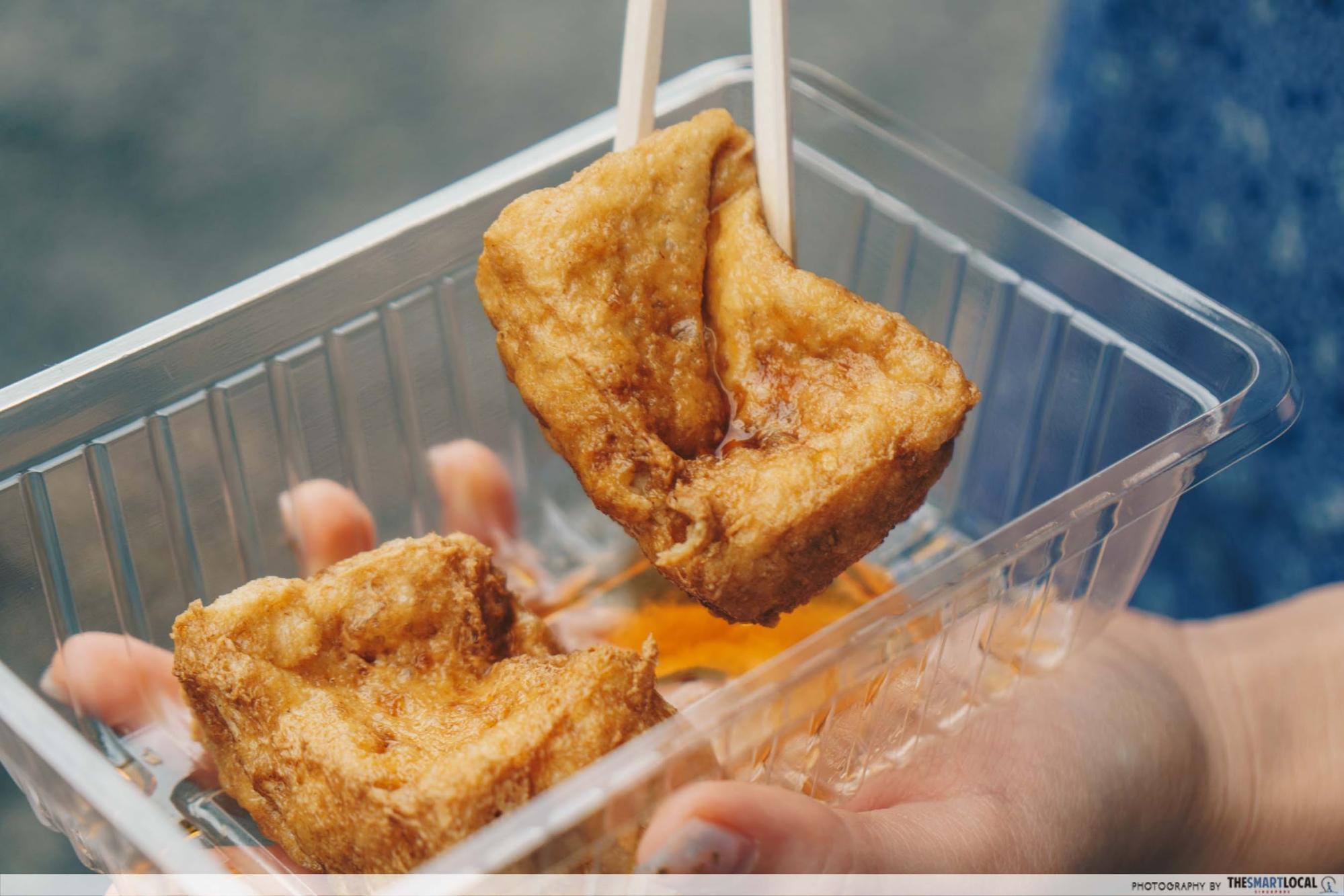 3 Tohoku Japan - fried tofu