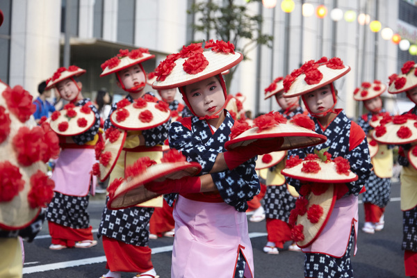 Tohoku Japan - festival dance