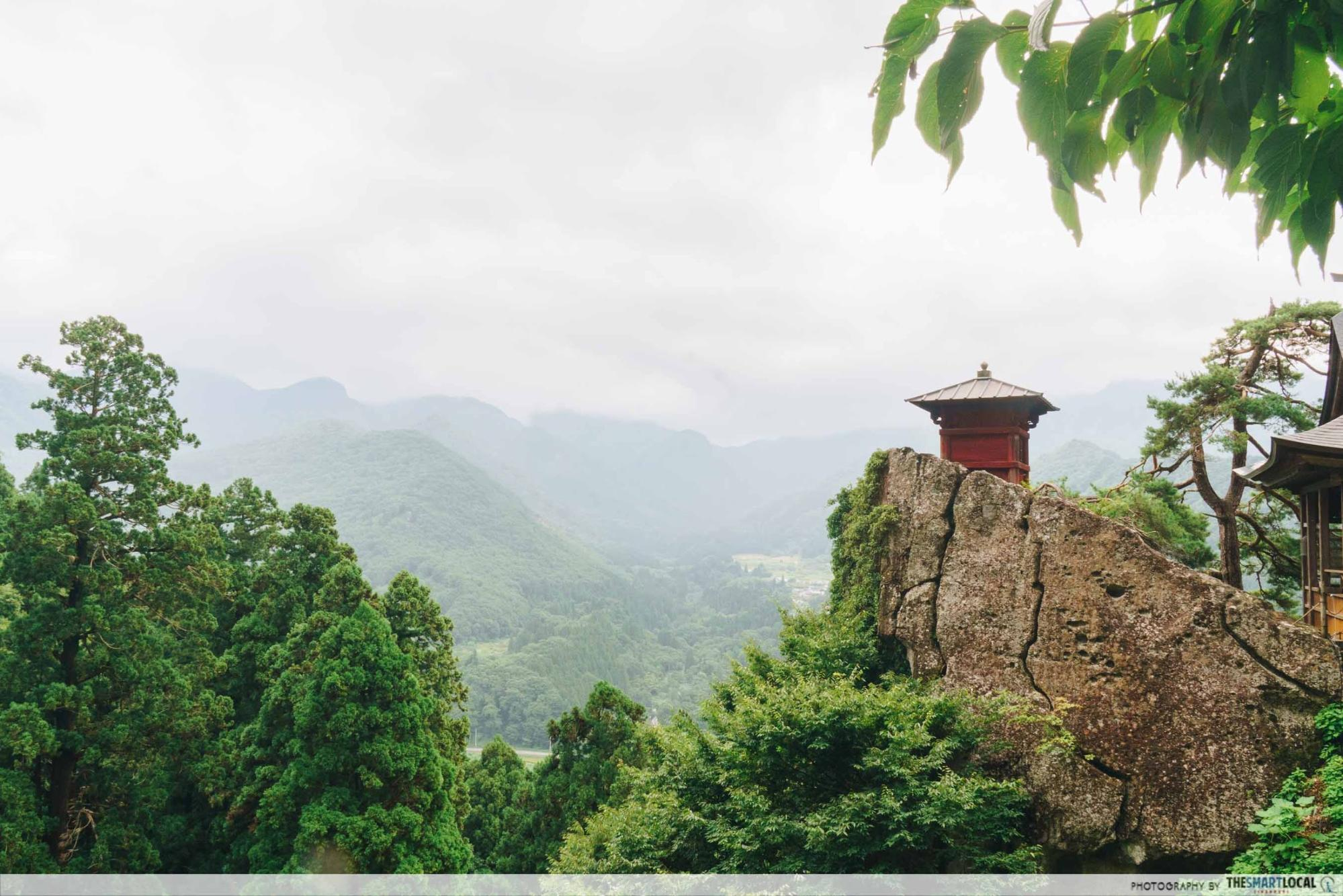 Tohoku Japan - tendai buddhist temple