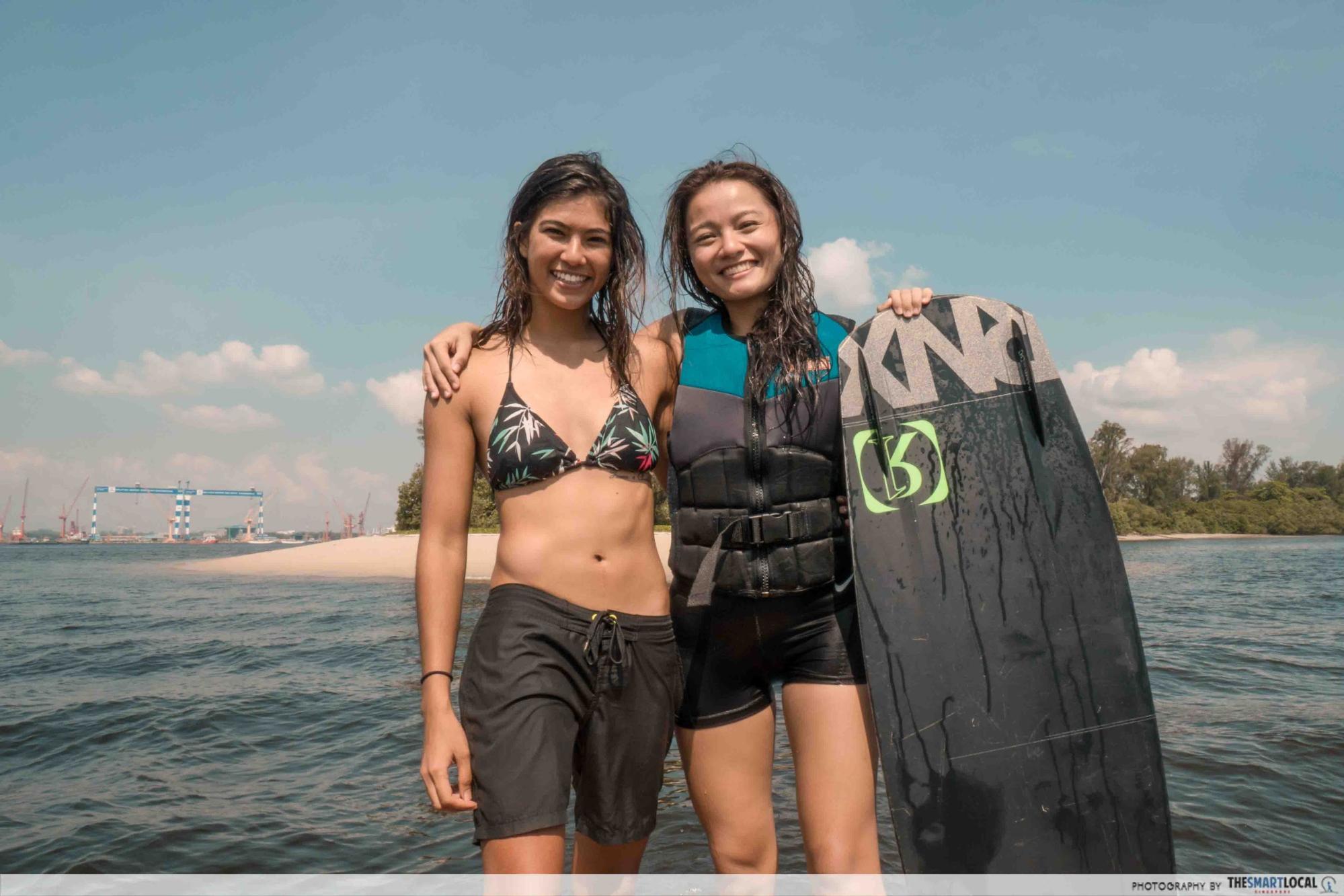 Sasha Christian Wakeboarding champion - xenia challenge