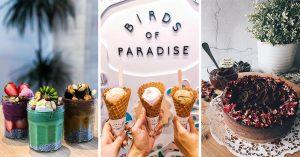 dessert place smoocht birds of paradise delcies cake