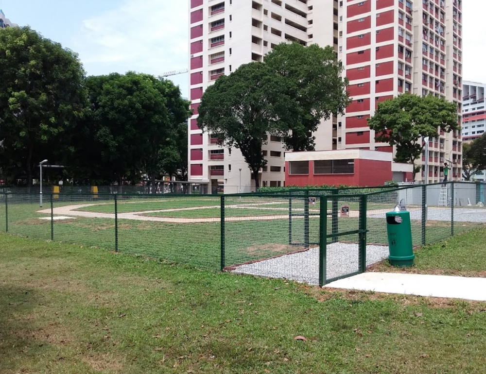Dog runs Singapore - potong pasir avenue 1 HDB upper serangoon