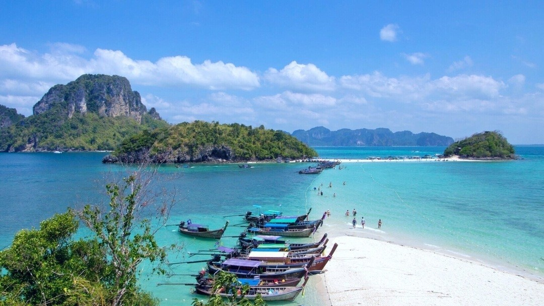 Day trips from Phuket - Krabi
