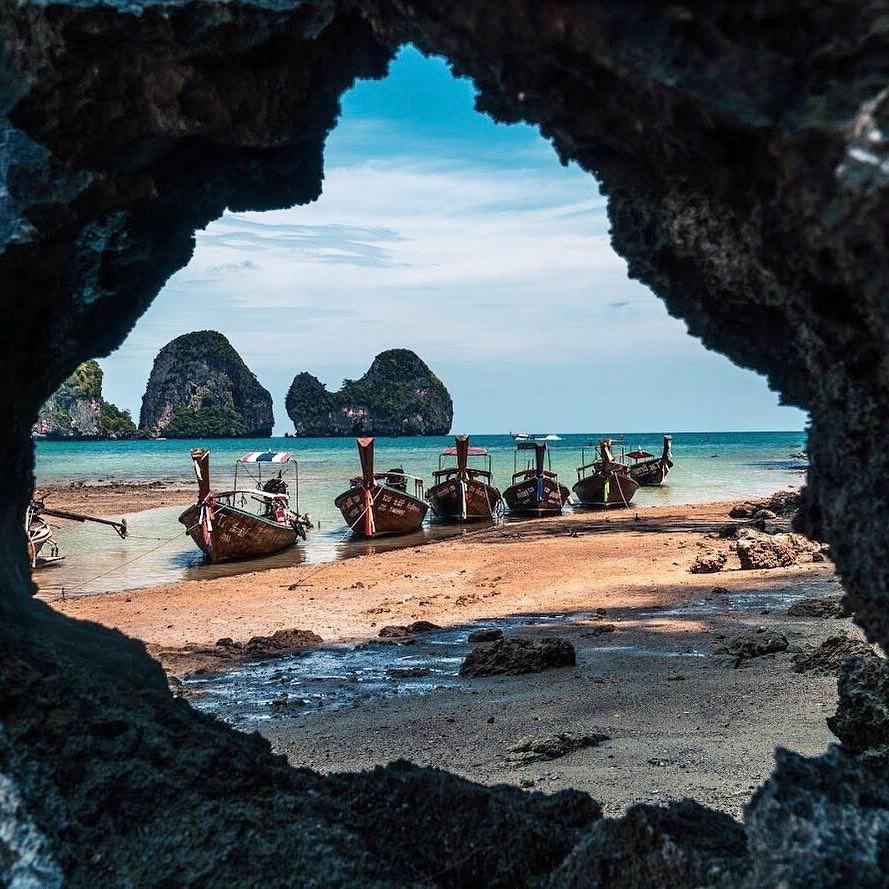 Day trips from Phuket - Phra Nang Cave