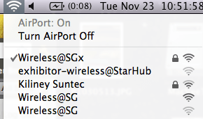 wireless @ SG