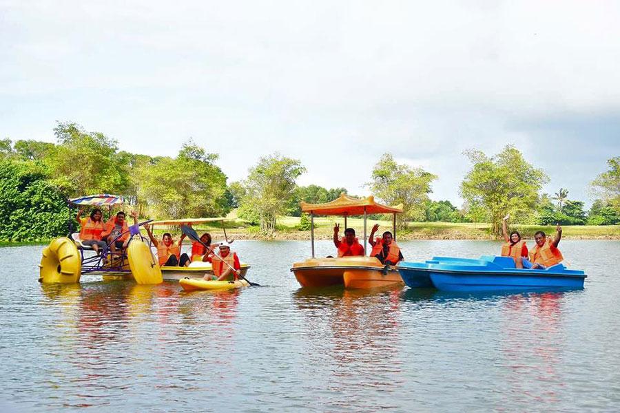 bintan lagoon resort watersports