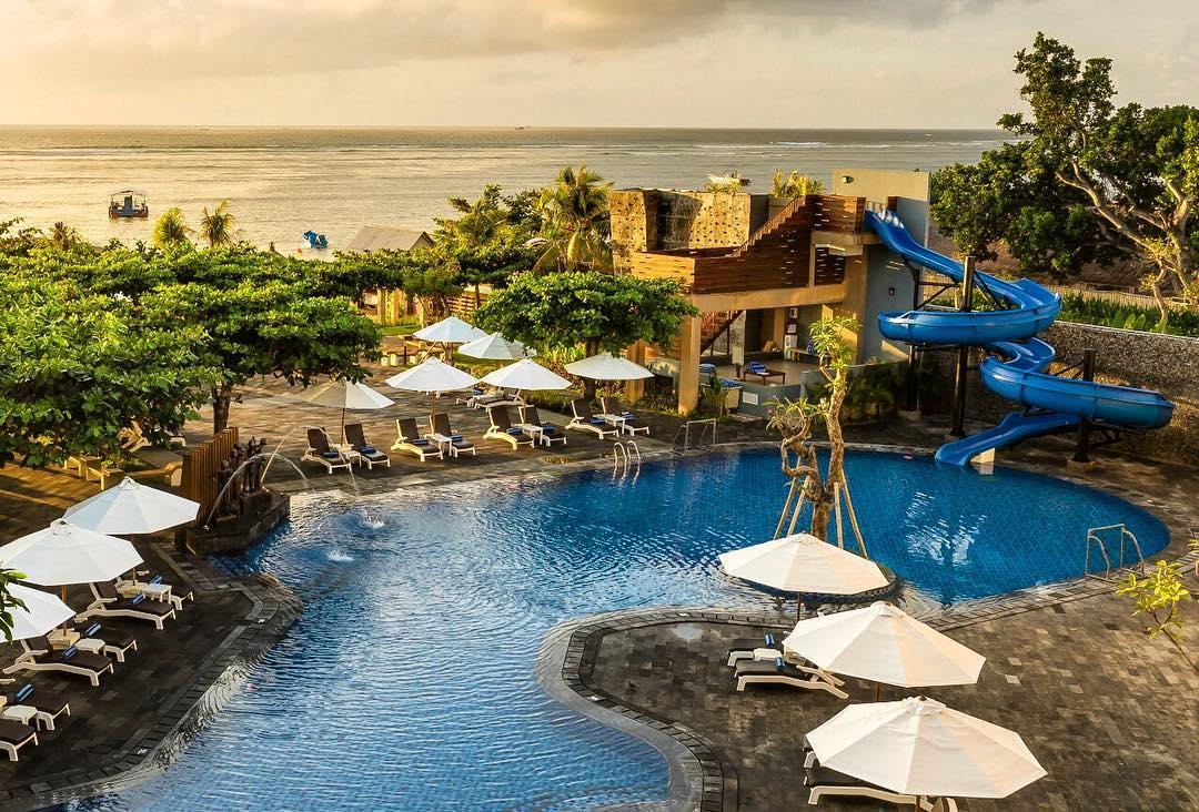 grand mirage resort in bali