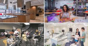 NLB National Library Board facilities - cover image