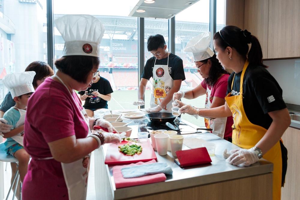 NLB National Library Board facilities - culinary studio workshop