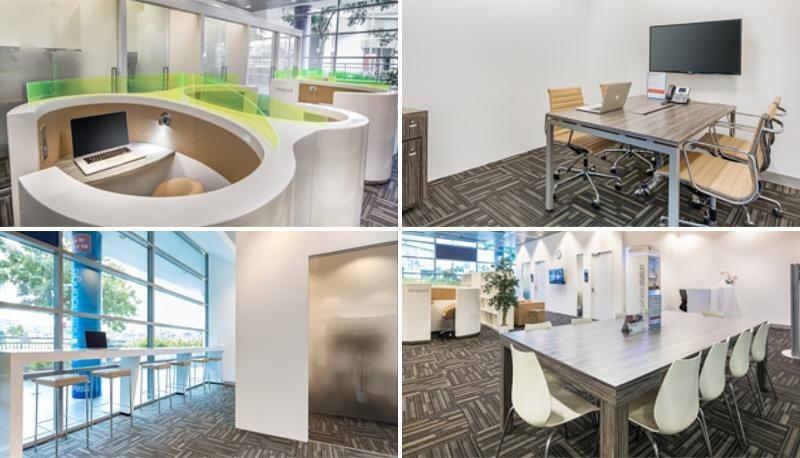NLB National Library Board facilities - smart work centres islandwide