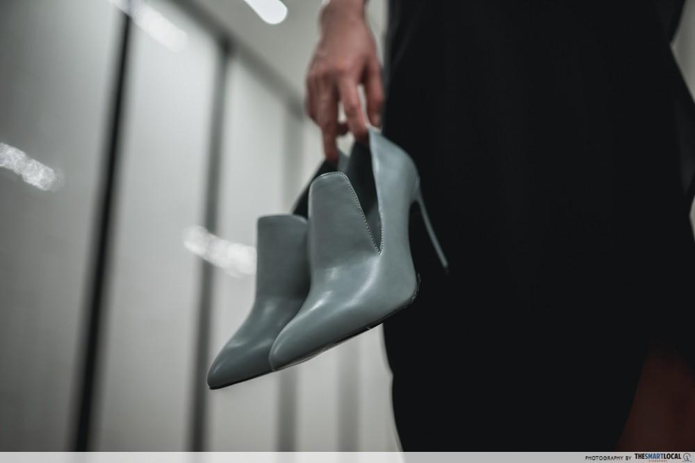 topline heels