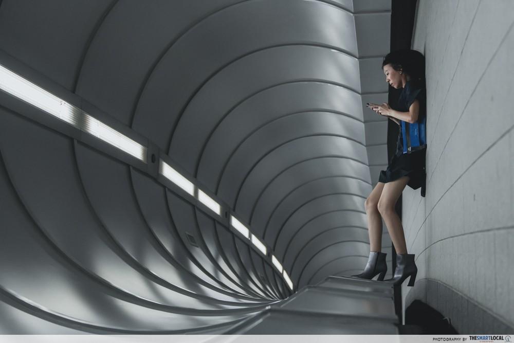 alexandra technopark underpass