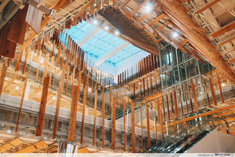 toyama city glass museum