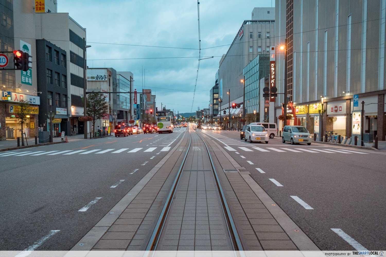 shoryudo city
