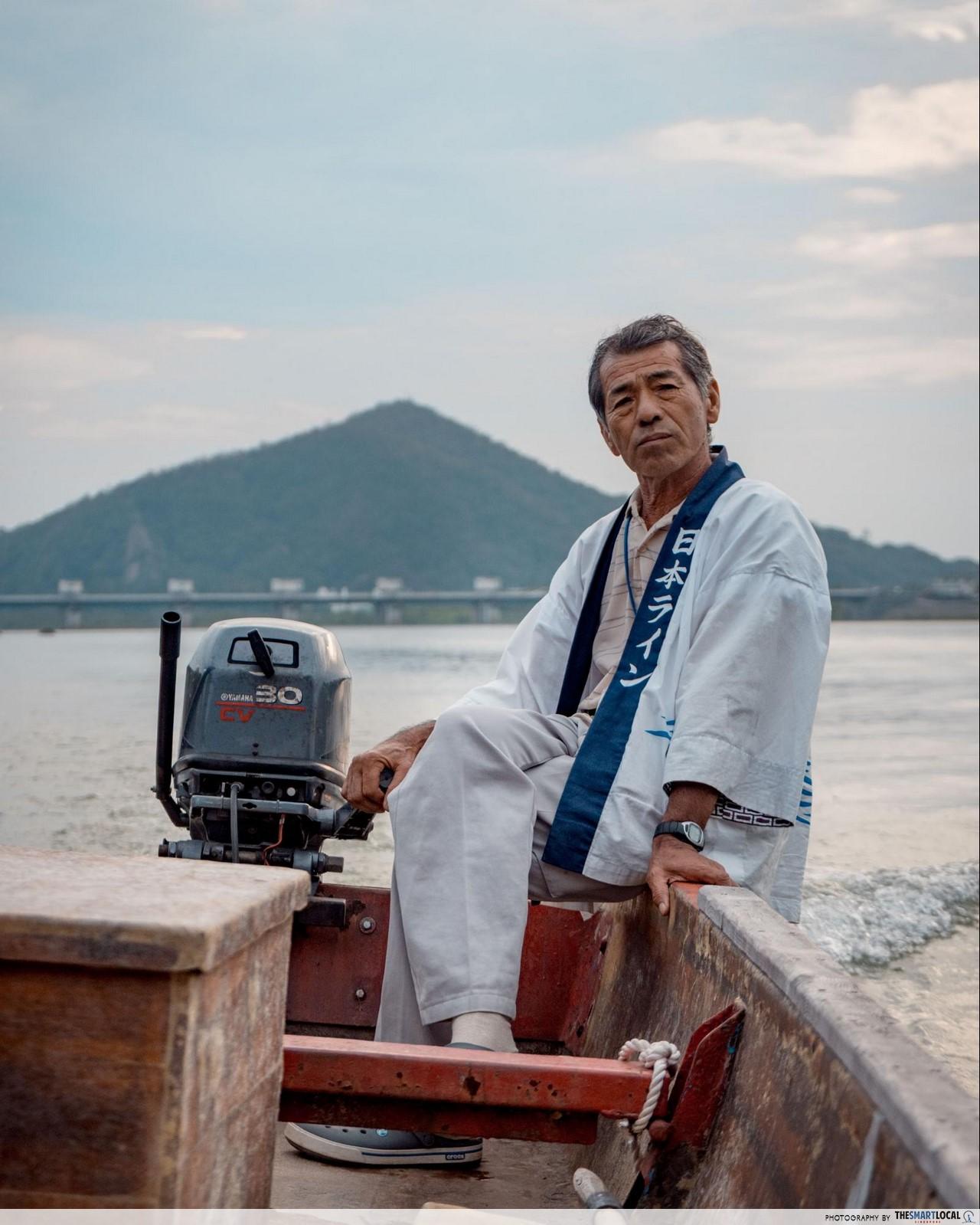 u-kai boatman