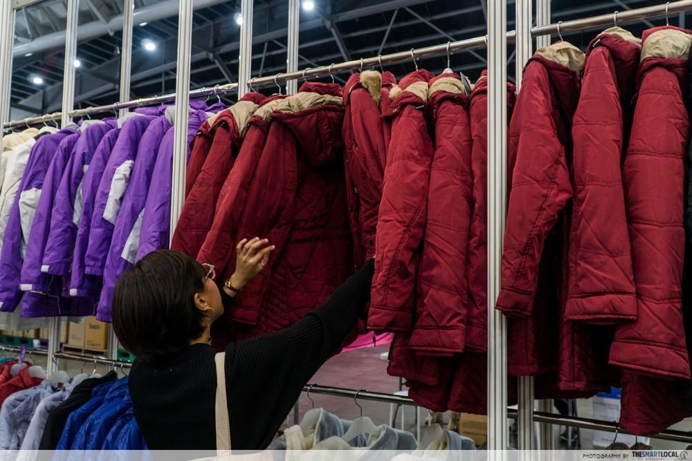 Winter Time Sale - jackets