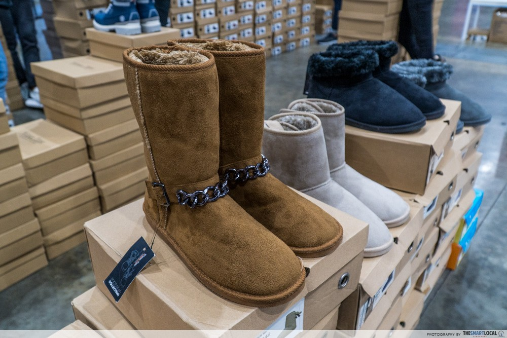 Winter Time Expo Sale - footwear & boots