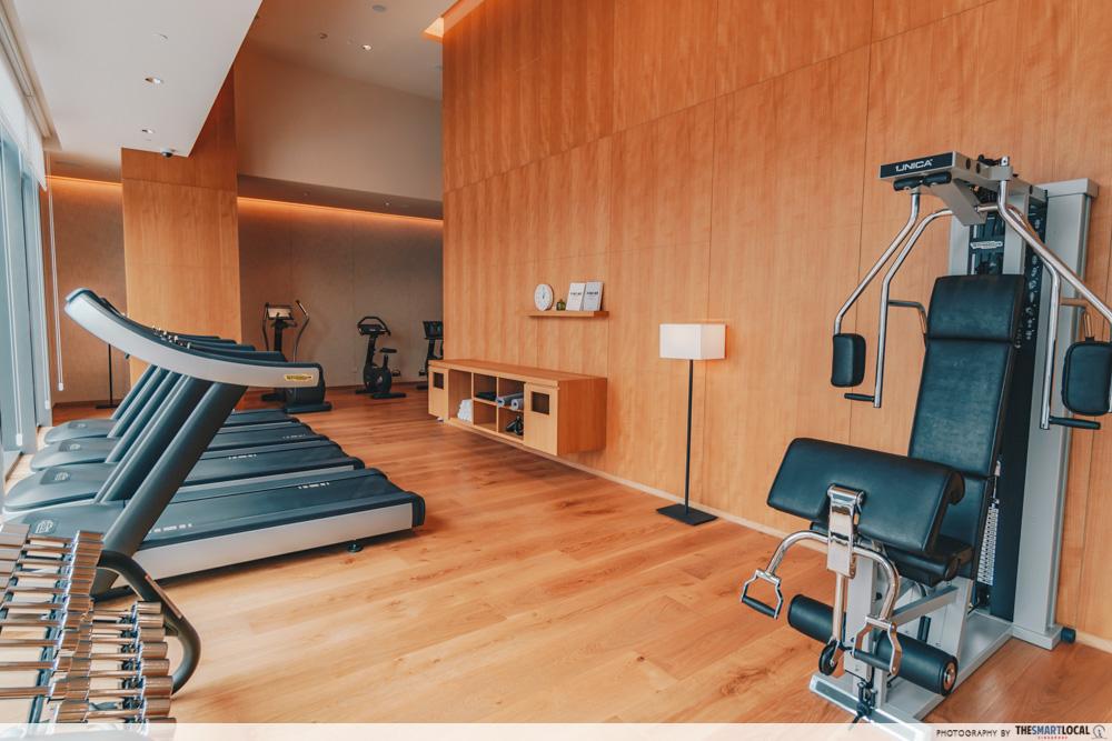 muji gym
