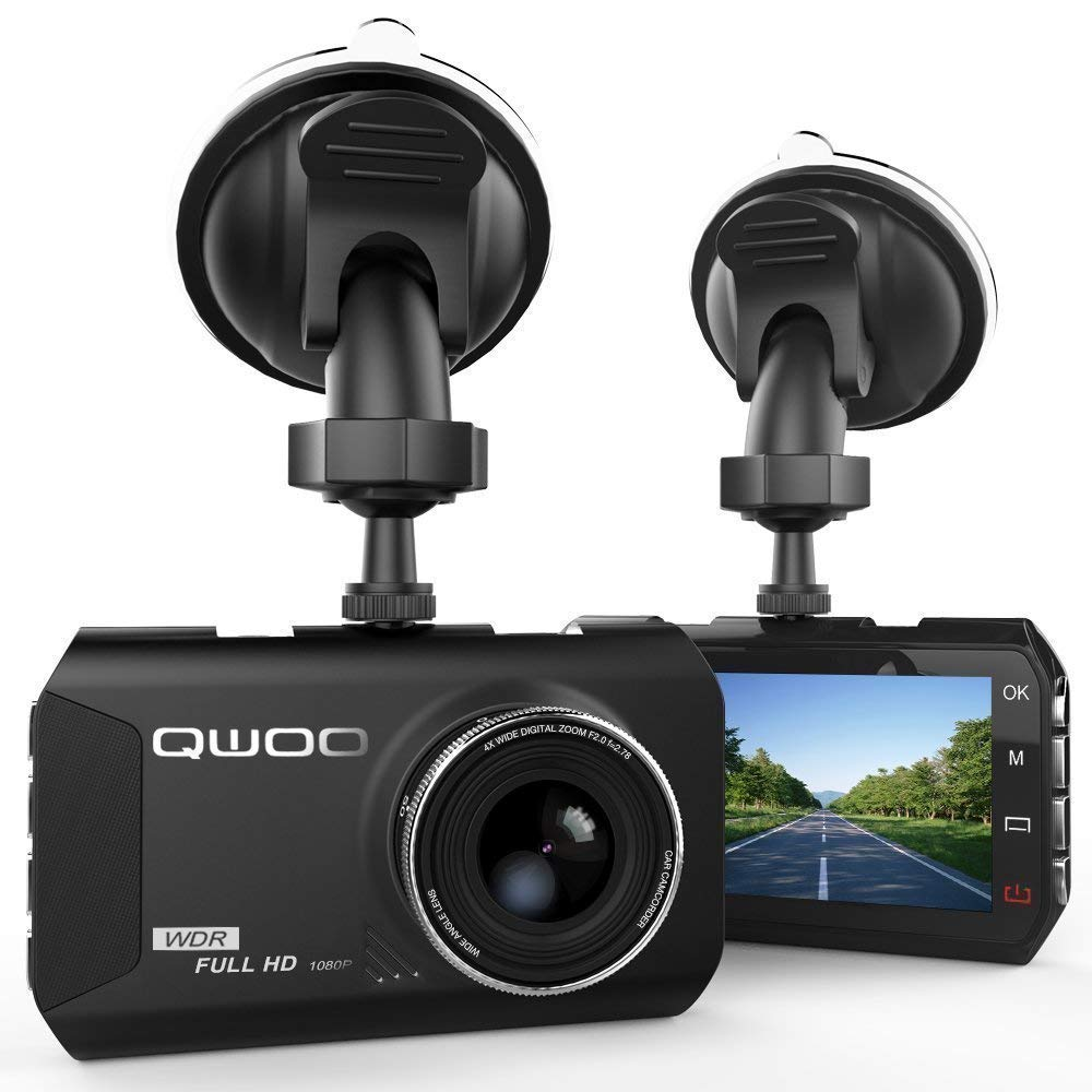 qwoo hd dashboard recorder