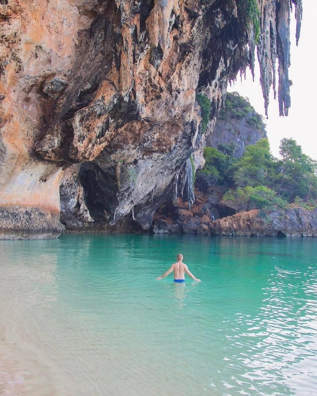 krabi phrra nang beach