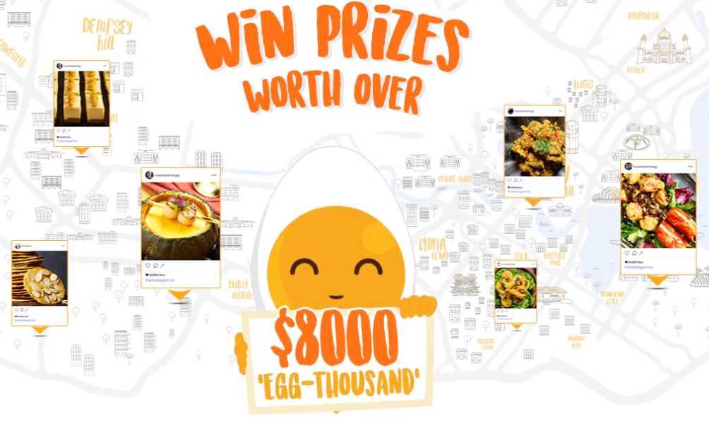 salted egg shiok prize