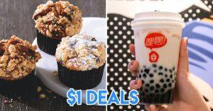 NTUC - $1 deals