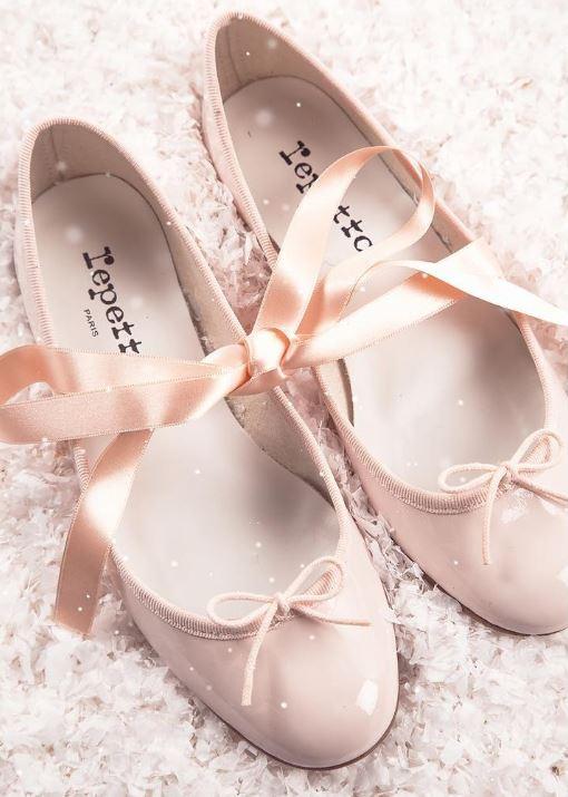 repetto ballerina flats
