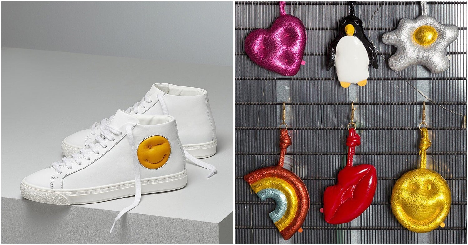 anya hindmarch shoes and accessories