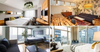 Tokyo hotels near train stations