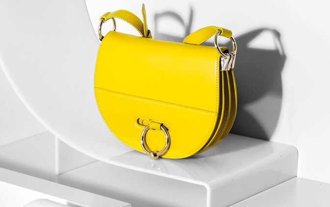 jw anderson latch crossbody bag