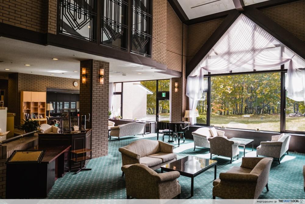 Azumino, Japan - where to stay - Azumino Hotaka View Hotel
