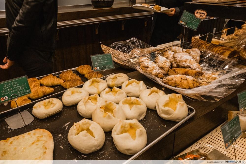 Azumino, Japan - Sweet Azumino Bakery