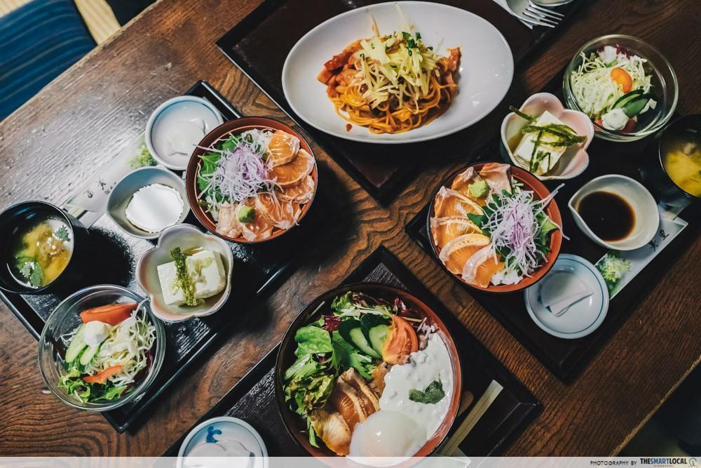 What to eat in Azumino, Japan - Shinsu Salmon
