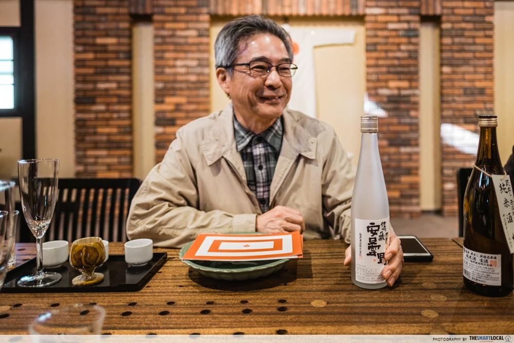 Azumino, Japan - Fukugen Brewery