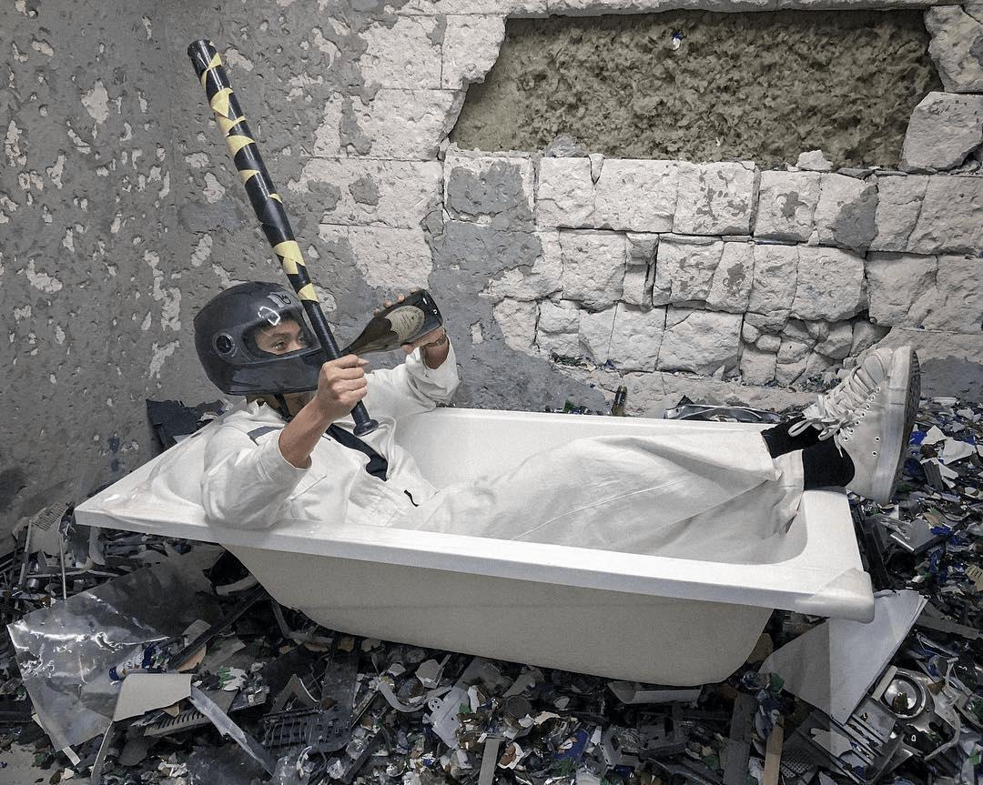 fragment room smash